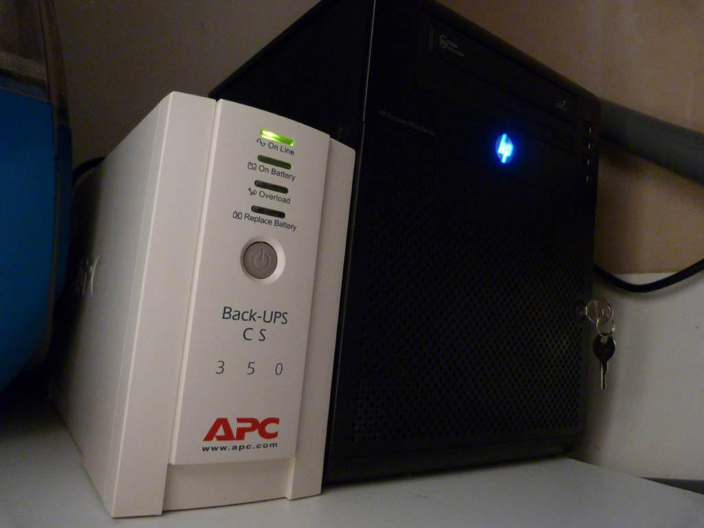 APC CS350